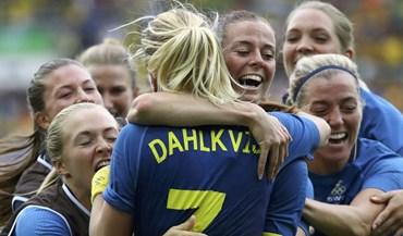 Suécia e Alemanha em inédita final feminina