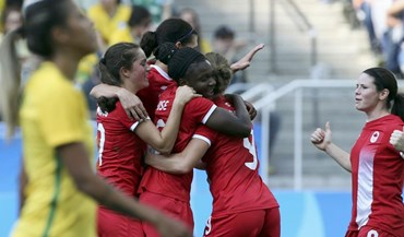 Canadá vence Brasil e repete bronze em femininos