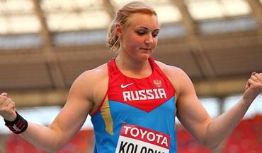 Yevgeniya Kolodko perde prata de Londres'2012 por doping