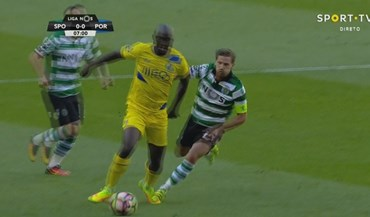 Casos do clássico: Marco Ferreira só chumba uma decisão do árbitro