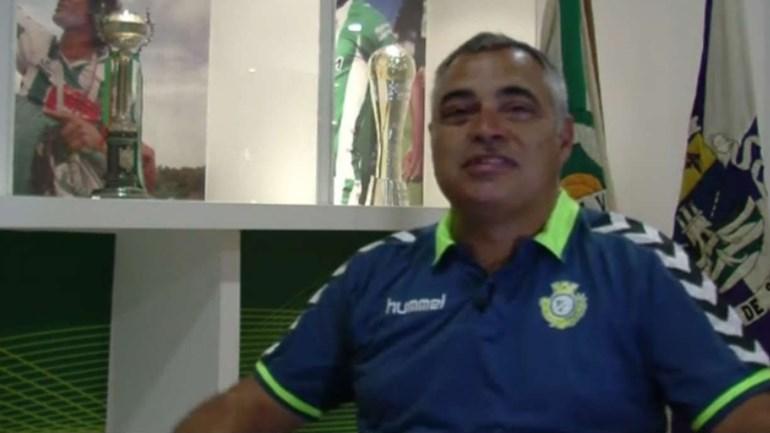José Couceiro em grande entrevista