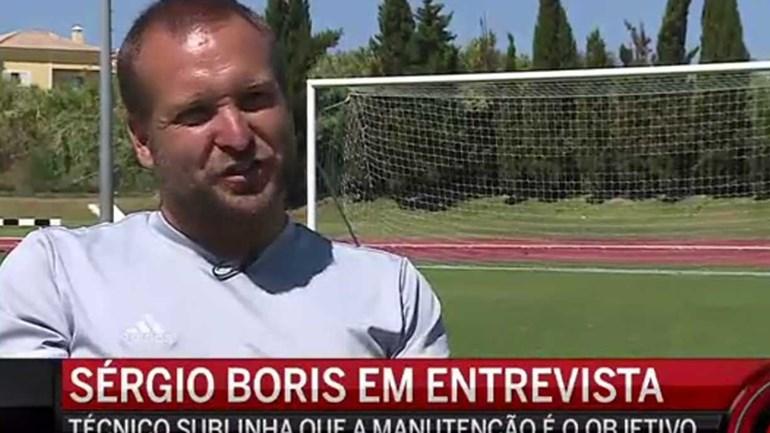 Record à conversa com Sérgio Boris