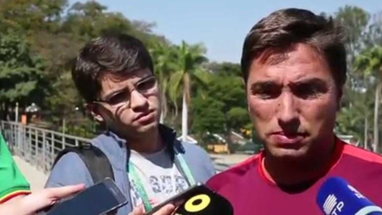Rui Jorge aponta o dedo à organização do torneio olímpico de futebol