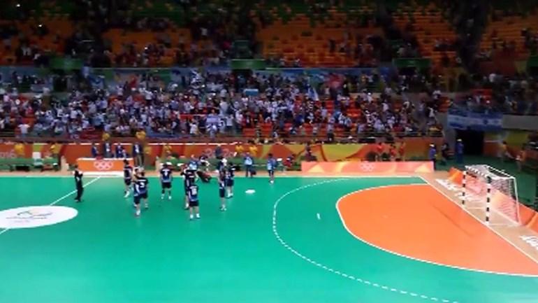 Acredite, a Argentina foi eliminada...