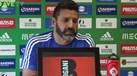 Capucho explica como quer tirar pontos ao Sporting