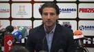 Jorge Simão nega frustração pela derrota com o Benfica