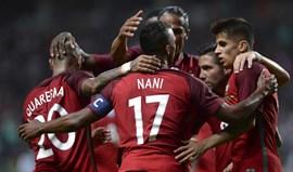 Portugal-Gibraltar, 5-0