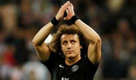 Os milhões que David Luiz continua a dar ao Benfica