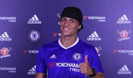 David Luiz é o 4.º mosqueteiro