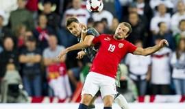 Alemanha vence confortavelmente na Noruega