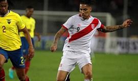 Peru bate Equador e regressa aos triunfos na qualificação