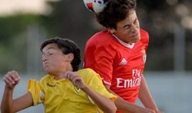 Benfica goleia Loures após golo no primeiro minuto