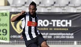 Paulinho: «Jogar na Liga NOS  é o meu sonho»
