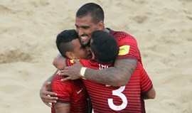 Portugal garante presença no Mundial das Bahamas
