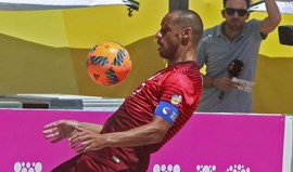 Portugal é terceiro no apuramento para o Mundial