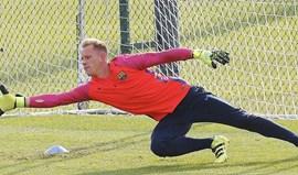 Ter Stegen recupera de lesão e deve jogar frente ao Celtic
