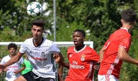Benfica-Besiktas, 0-0