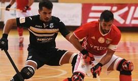 Elite Cup: Benfica cilindra Turquel (6-1)