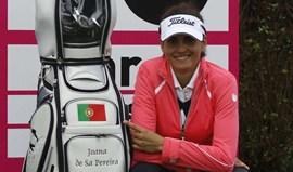 Joana Sá Pereira: «Estou ansiosa de explorar a ilha e de jogar algum golfe maravilhoso»