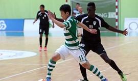Sporting e Leões de Porto Salvo na final da Taça de Honra