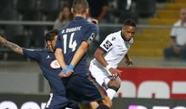 V. Guimarães-Belenenses, 1-1