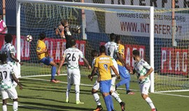 Estoril-Moreirense, 2-0: Índio resolve com duas machadadas