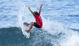 Portugal em destaque no primeiro dia de Mundial Junior de Surf