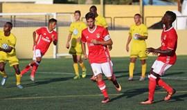 Benfica empata segundo jogo seguido
