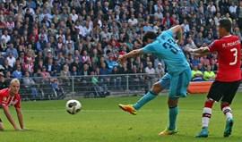 Holanda: Líder Feyenoord mantém o pleno