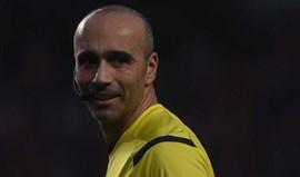 João Capela volta a apitar o Sporting três anos depois