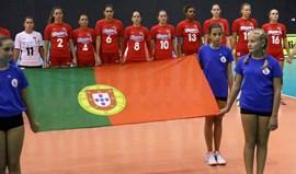 Seleção feminina perde com a Croácia