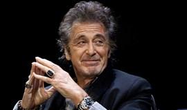 Quando o efeito de Al Pacino sobre as mulheres terá desconcertado Mourinho