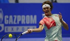 Zverev surpreende Wawrinka e ganha primeiro título