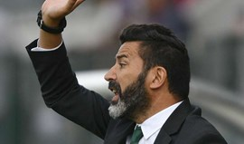Nuno Capucho arrasa jogadores: «Não estavam disponíveis para jogar»