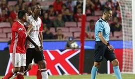 Hora do Besiktas-Benfica alterada porque governo turco não aplicou fuso de inverno