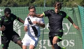 Sporting-Legia Varsóvia, 2-2