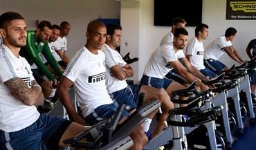 João Mário na ressaca da vitória frente à Juventus