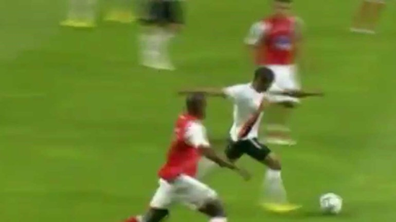 Shakhtar 'pica' Sporting Braga com vídeo do 3-0 de 2010
