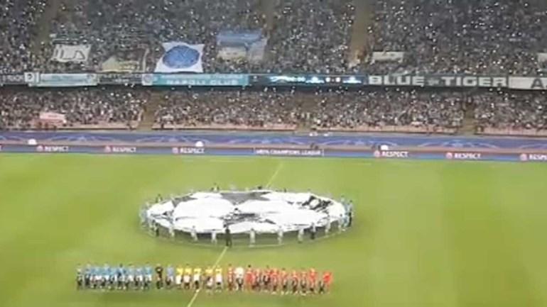 Este grito diante do Benfica até 'provocou' um sismo