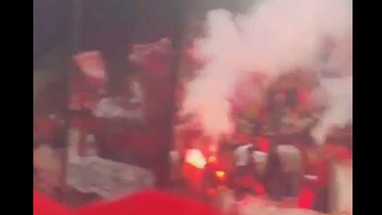 Nem este ambiente salvou Paulo Bento na Liga Europa
