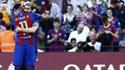 Barcelona goleia no regresso de Messi