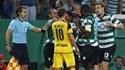 Afinal, o que aconteceu no fim do jogo em Alvalade que causou tanta confusão?