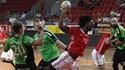 Benfica triunfa em casa do Águas Santas
