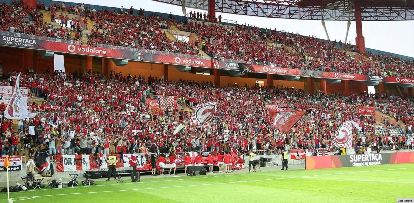 FPF instaura processo disciplinar ao Benfica-Sp. Braga