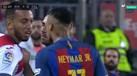 Ruben Vezo meteu Neymar na ordem!