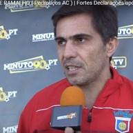 Adversário do Canelas 2010 parte a loiça: «Estes árbitros não têm tomates»