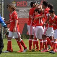 Benfica cilindra CAC por 11-0
