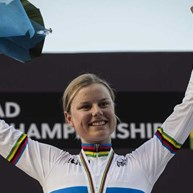Amalie Dideriksen campeã mundial de estrada