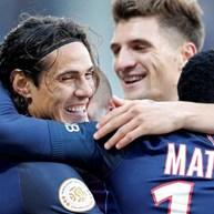 Paris SG vence e apanha o Monaco