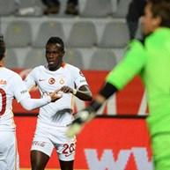Turquia: Bruma recoloca Galatasaray no topo